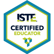 ISTE Certified Educator